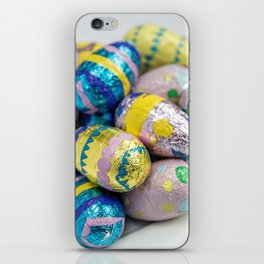 Easter Plate X iPhone Skin