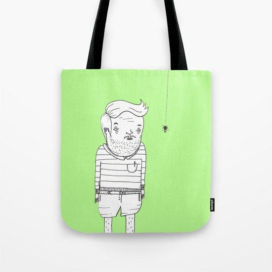 Jebba Spider  Tote Bag