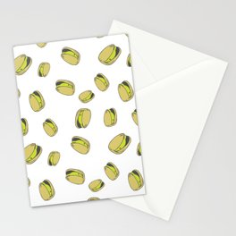 Pistachios  Stationery Cards