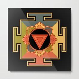 Tara mandala Metal Print