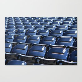 Play Ball! - Stadium Seats - For Bar or Bedroom Canvas Print