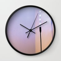 led zeppelin Wall Clocks featuring LED by Arnau Sala Soler