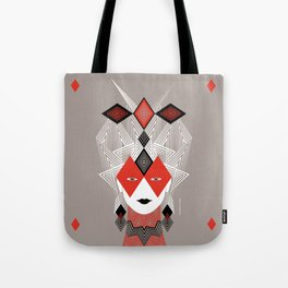 The Queen of diamonds Tote Bag