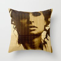 russia Throw Pillows featuring Russia by ARTito
