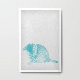 Kitten 02 Metal Print