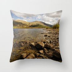 Thirlmere Throw Pillow