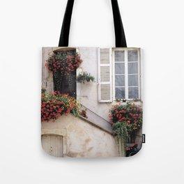 Urban Garden - France Tote Bag