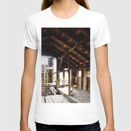 Exploring the Longfellow Mine of the Gold Rush - A Series,No. 5 of 9 T-shirt