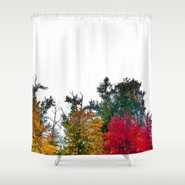 Portland, Oregon 2018 Shower Curtain