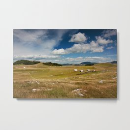 Montenegros Beauty Metal Print