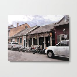 The Dungeon (New Orleans) Metal Print
