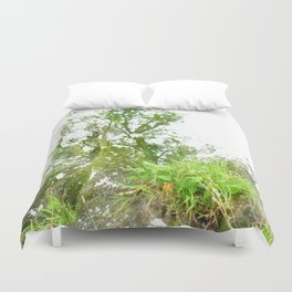 Where the sea sings to the trees - 2 Duvet Cover