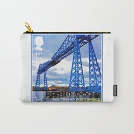 Tees Transporter Bridge Carry-All Pouch