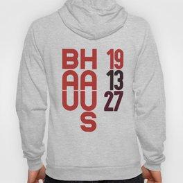 Bauhaus Hoody