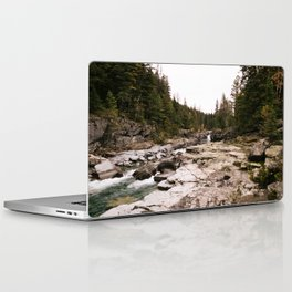 River in the Woods Laptop & iPad Skin