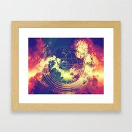 vintaGL Framed Art Print