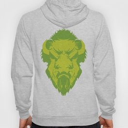 Bison Witch Hoody