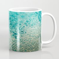clear Mugs featuring Crystal Clear by Juste Pixx Photography