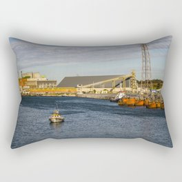 Ready to sail Rectangular Pillow