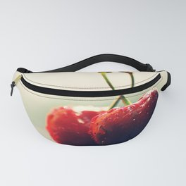 Two Gourmet cherry Fanny Pack