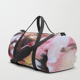 Abstract 1 by Saribelle Duffle Bag