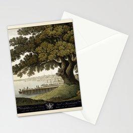 Philadelphia 1801 Stationery Cards