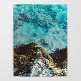 Blue Coast Poster