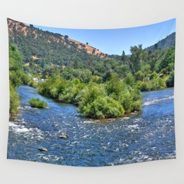 American River III Wall Tapestry
