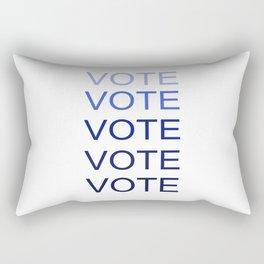 VOTE VOTE VOTE VOTE VOTE Rectangular Pillow