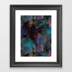 Tamarindo Night Framed Art Print