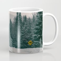 Lost in Winter Mug