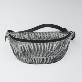Darkness falls in the forest Fanny Pack