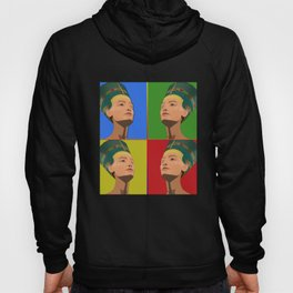 Ancient Relics: Nefertiti Hoody