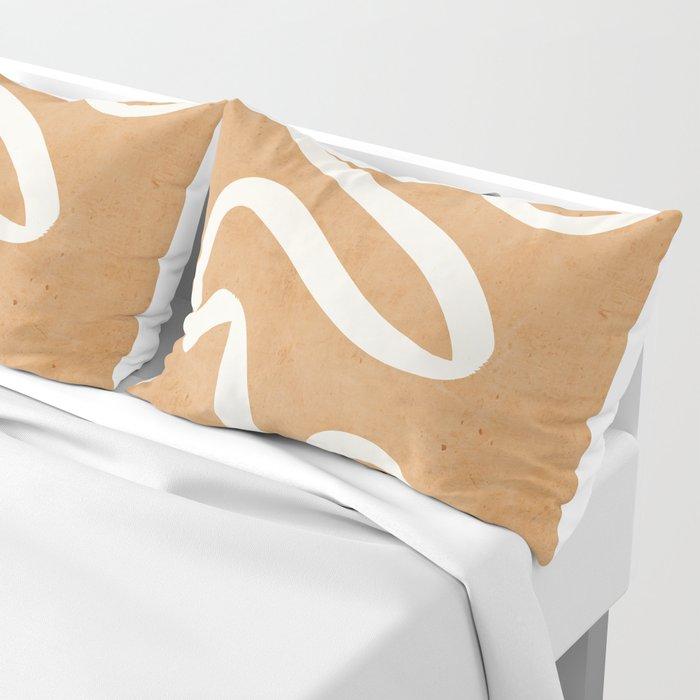 abstract minimal 31 Pillow Sham