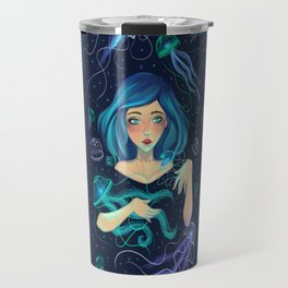Calypso by Ane Teruel Travel Mug