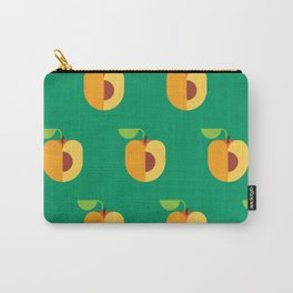 Fruit: Apricot Carry-All Pouch