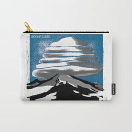 Lenticular Clouds. Carry-All Pouch