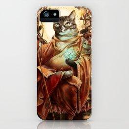 Jizo Bodhissatva iPhone Case