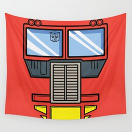 Transformers - Optimus Prime Wall Tapestry