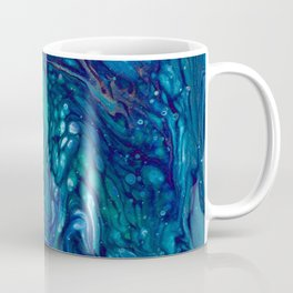Mermaid Marble Coffee Mug