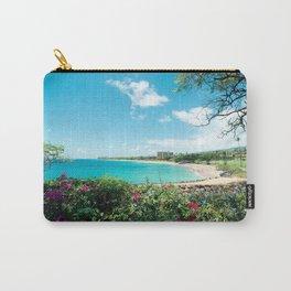 Kāʻanapali Beach Maui Hawaii Carry-All Pouch