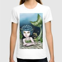capricorn T-shirts featuring Capricorn by Paula Ellenberger