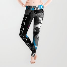 Your Dance, Your World Leggings