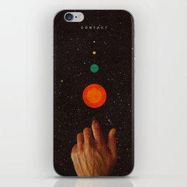 Contact iPhone Skin