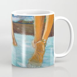 To the End of the Earth Coffee Mug