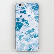 Perfect Ocean Sea Waves iPhone Skin