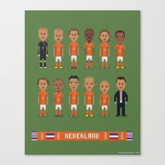 Netherlands - World Cup 2014 Canvas Print