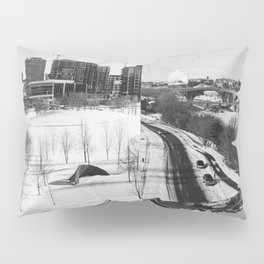 Rooftop Reflections Pillow Sham