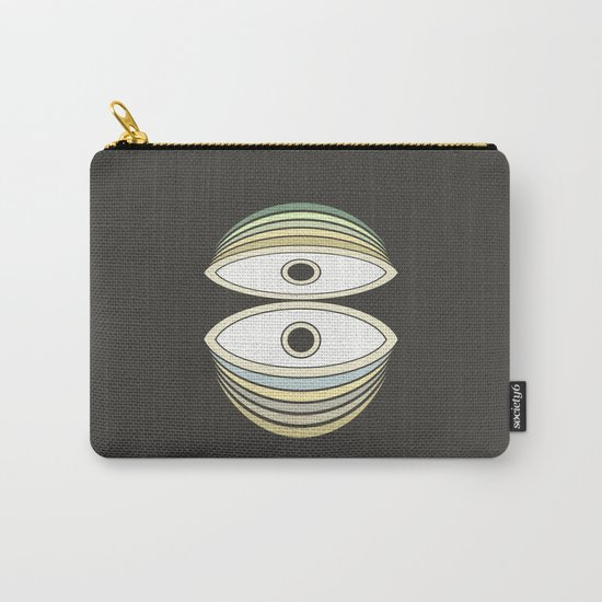 weyeld open - keep you eyes open Carry-All Pouch