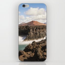 Lanzarote iPhone Skin